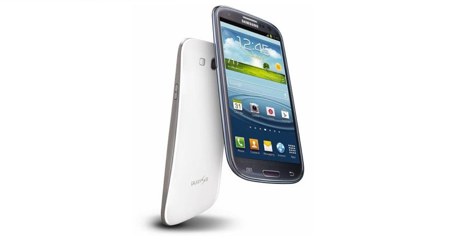 photo of Samsung Galaxy S 3 phone